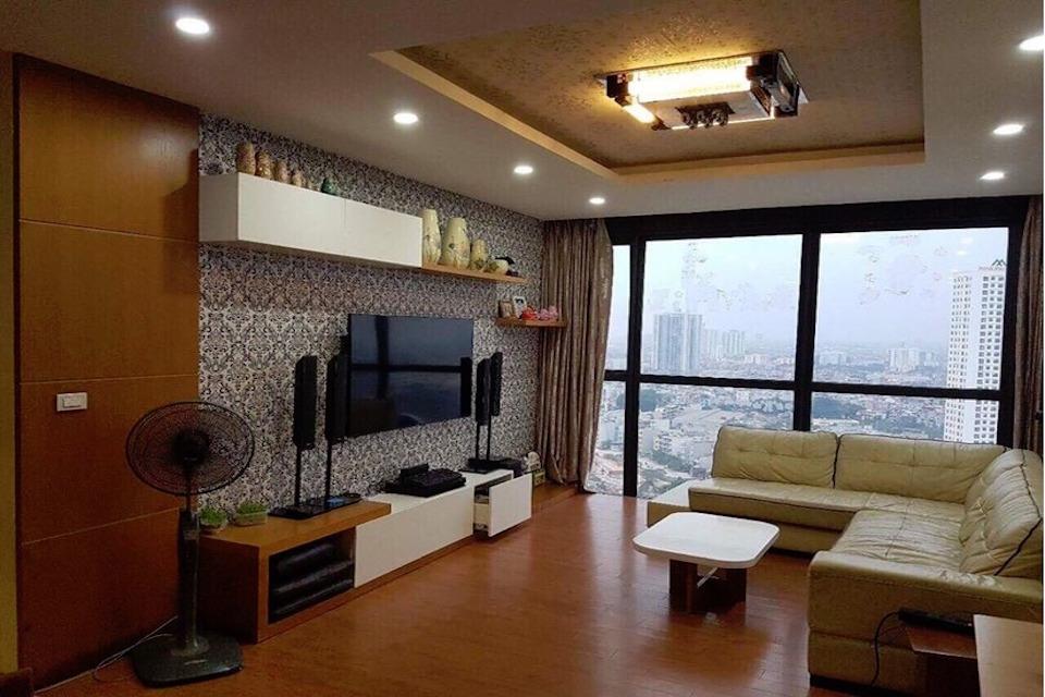 Bán căn hộ chung cư Euroland TSQ 4PN - 161m2 - Hướng mát