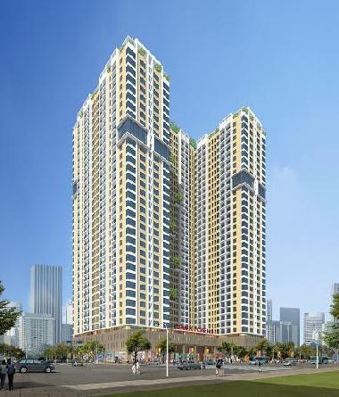 Chung cư Gemek Premium - Khu đô thị Geleximco