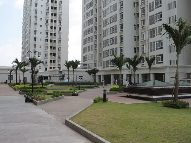 Khu căn hộ Sky Garden