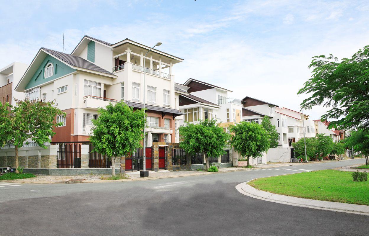 Khu dân cư Phú Mỹ