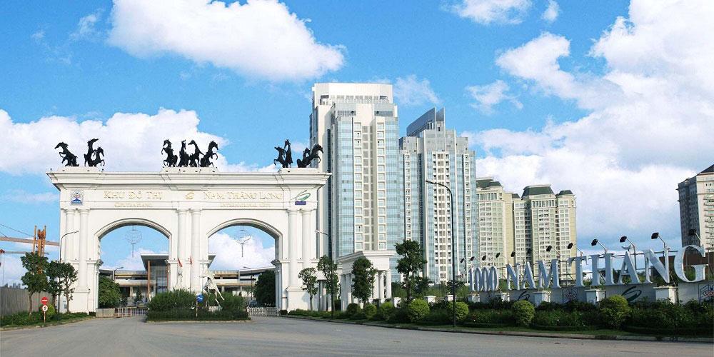 Khu đô thị Nam Thăng Long Ciputra Hanoi