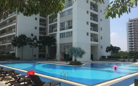 Khu căn hộ Hưng Phúc Happy Residence