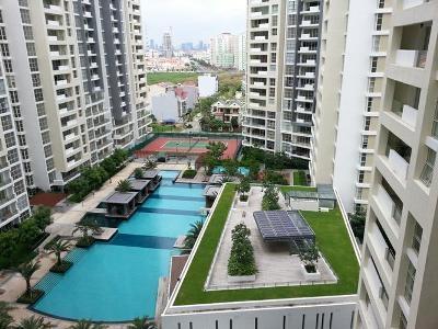 Khu căn hộ Saigon Plaza Tower