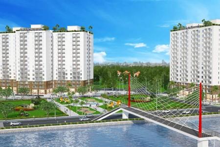 Khu căn hộ Blue Sapphire Bình Phú
