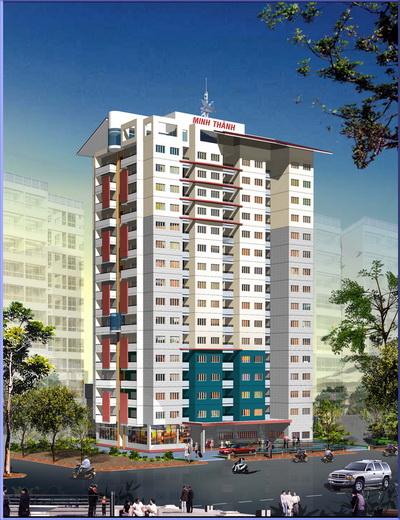 Khu chung cư Minh Thành