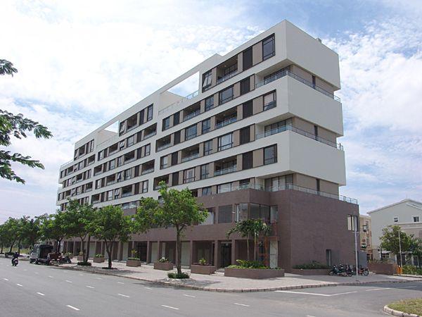 Khu căn hộ Nam Khang
