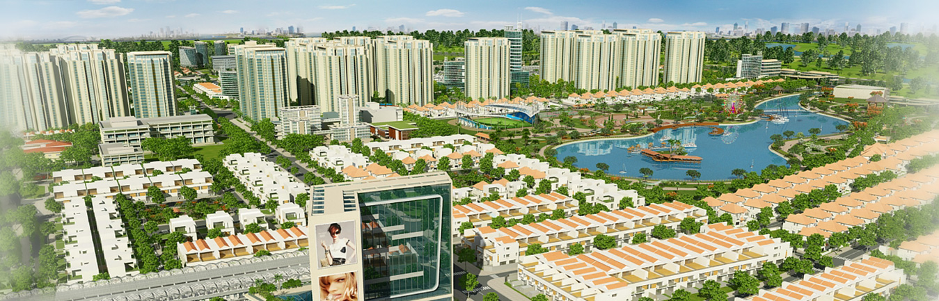 Căn hộ 9X Home Ciao Đông Tăng Long - Khu đô thị Đông Tăng Long
