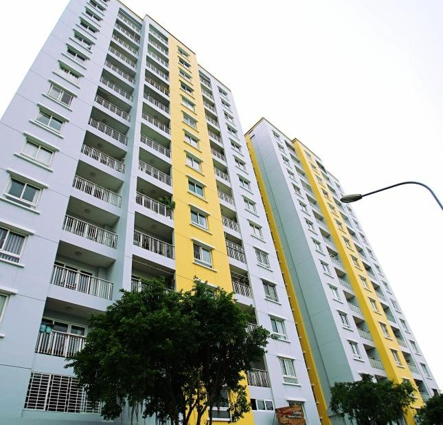 Khu căn hộ Carina Plaza