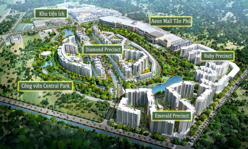 Khu đô thị Celadon City