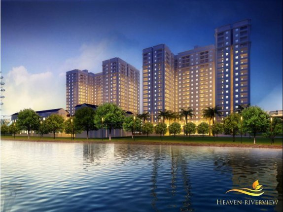 Khu căn hộ Heaven Riverview