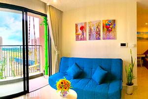 Bán căn hộ chung cư Vinhomes Ocean Park 1PN + 1 - 47m2 - Nhiều ánh sáng