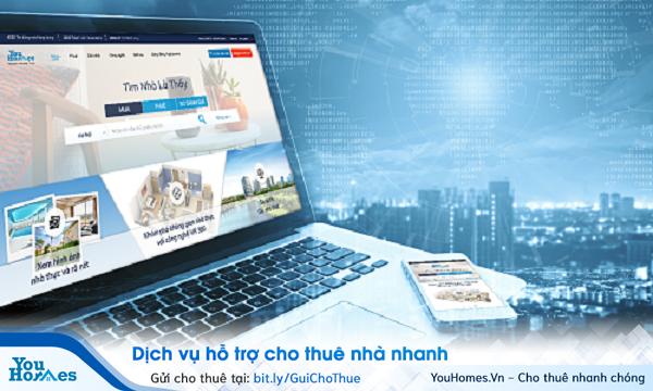YouHomes – Nền tảng bất động sản trực tuyến - Giải pháp cho thuê chung cư hiệu quả.