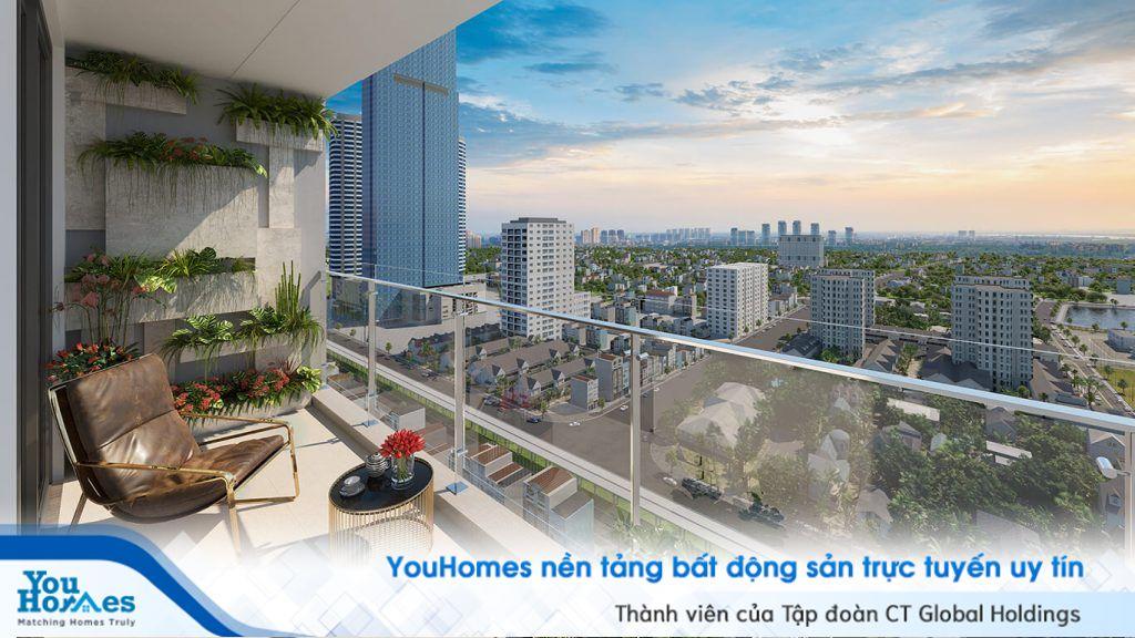Bên cạnh đó, việc lựa chọn tầng chung cư cao hay thấp còn phụ thuộc vào nhiều yếu tố ngoại cảnh bên ngoài.