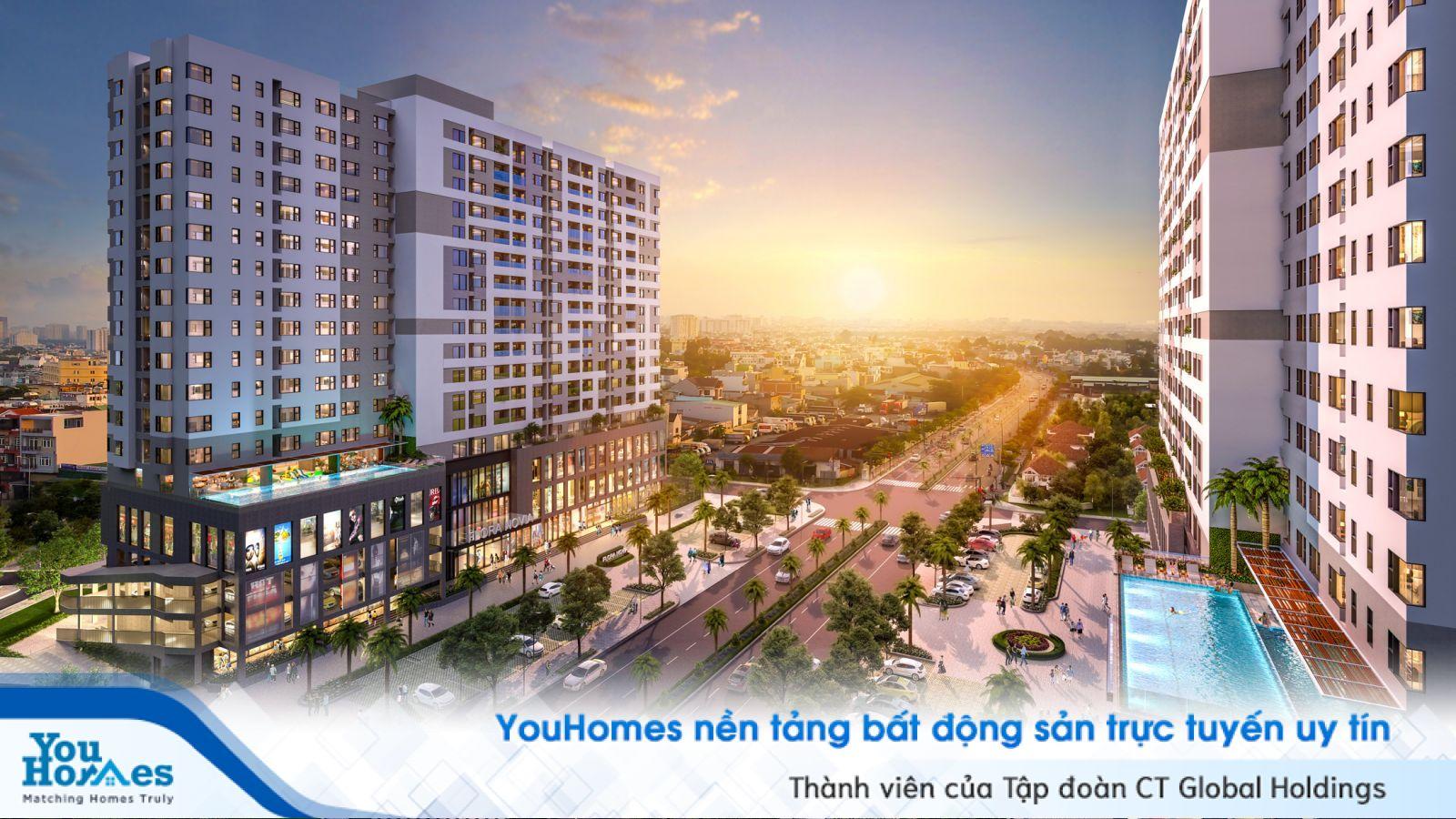 Đối với những chung cư cao cấp thì nên chọn tầng cao vì chung cư cao cấp thường xây ở những vị trí có tầm nhìn đẹp, vì thế bạn nên tận dụng những tầm nhìn đó để tăng chất lượng sống.