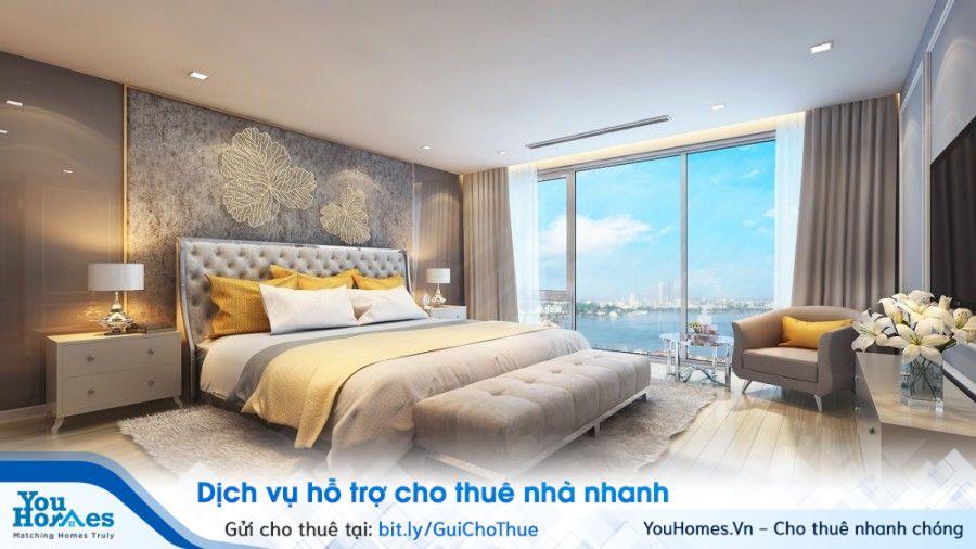 Sự lựa chọn về không gian sống chung cư đẳng cấp nhất, sang trọng nhất và tiện nghi nhất.