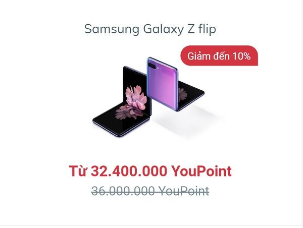 Samsung Galaxy Z Flip - Siêu phẩm với thiết kế màn hình gập vỏ sò độc đáo, hiệu năng tuyệt đỉnh cùng nhiều công nghệ thời thượng