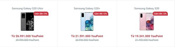 Samsung Galaxy S20 - bắt trọn mọi khoảnh khắc