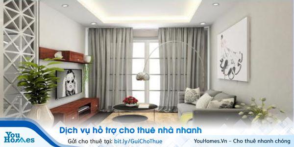 Tân trang lại và cho thuê căn hộ chung cư với mức giá cao hơn.
