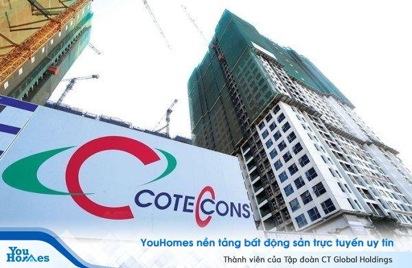 Công ty CP xây dựng Coteccons