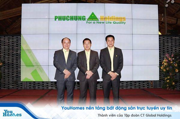 Công ty CP xây dựng Phục Hưng Holdings