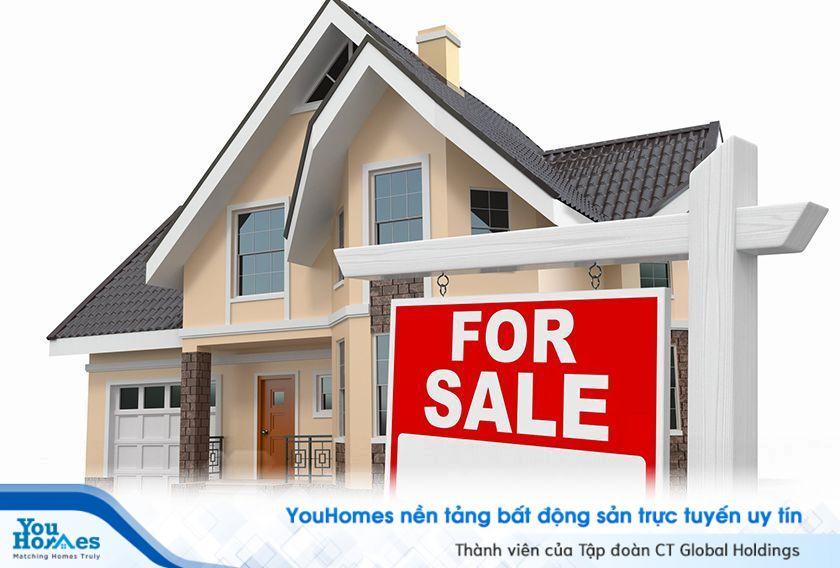 Tại sao căn nhà của bạn khó bán?