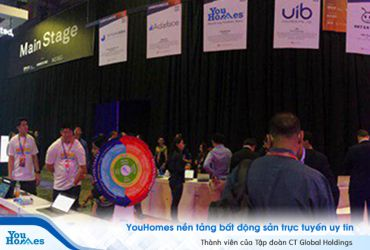 YouHomes tại Innovfest Unbound 2019 - Singapore