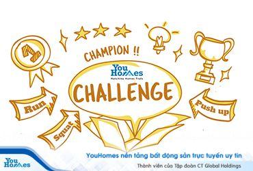 Thử thách bản thân với YouHomes 22 days challenge