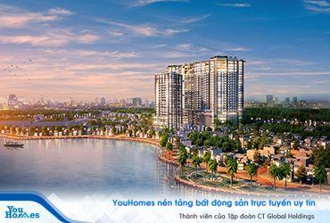Sôi động thị trường bất động sản Tây Hồ