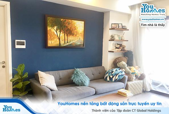 Biến hóa căn hộ của bạn theo xu hướng nội thất đa sắc màu