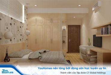 Bí kíp trang trí phòng ngủ nhỏ cho chung cư đẹp miễn chê