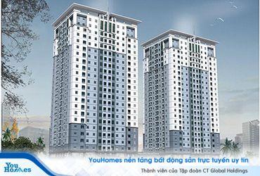 Ở thành phố lớn: Mua hay thuê chung cư?