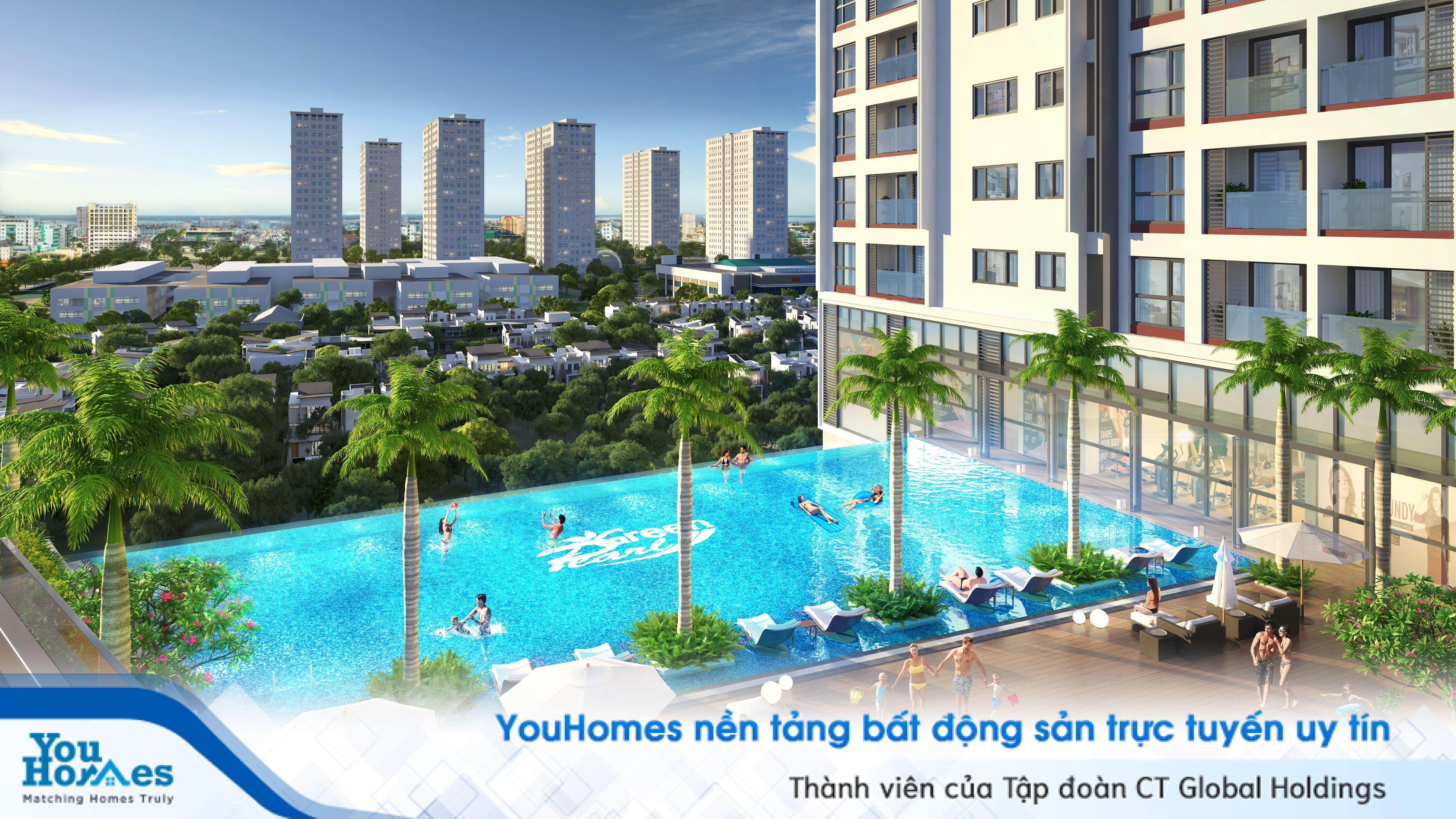 Green Peal: Dự án BĐS tiềm năng tại 378 Minh Khai