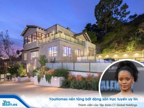 Biệt thự sang trọng của nữ ca sĩ Rihanna trị giá tới 7,5 triệu USD