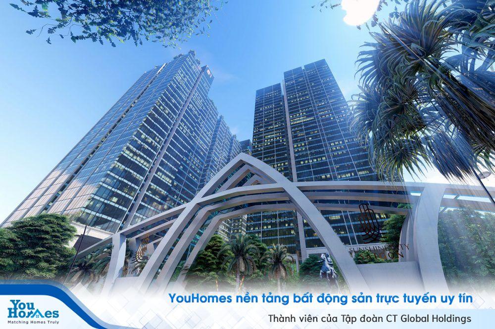 Sunshine City Sài Gòn: Thay đổi lối sống với tổ hợp tiện ích hạng sang