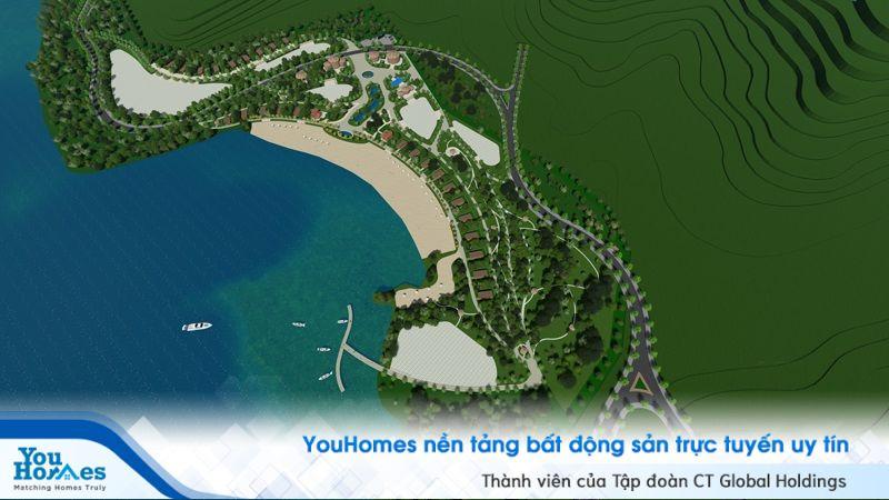 Dự án khu du lịch nghỉ dưỡng 19ha tại Côn Đảo được chấp thuận đầu tư