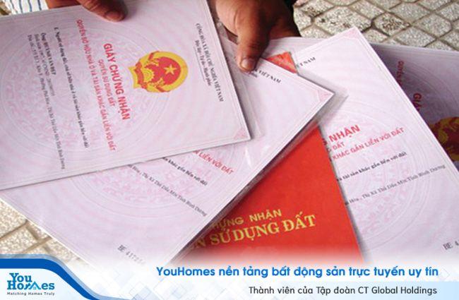 Hà Nội: Nợ dân hàng nghìn sổ đỏ căn hộ