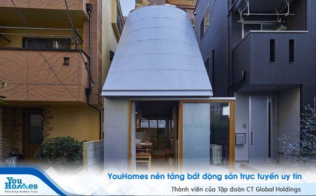Căn nhà diện tích chưa đầy 20m2 đủ tiện nghi tại Nhật Bản