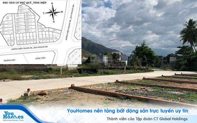"""Khánh Hòa: Không tồn tại """"Khu dân cư Phú Quý"""""""
