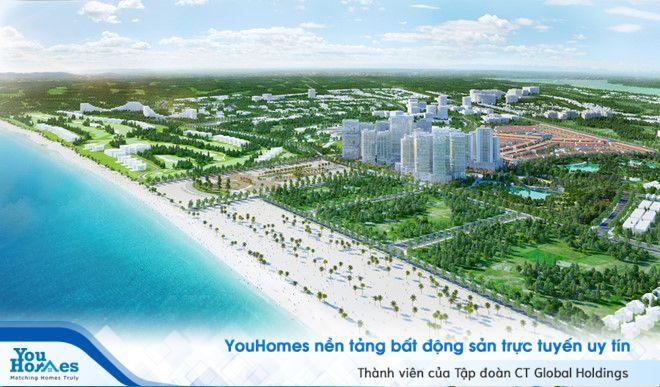 Nhơn Hội New City: Giải pháp cho đất nền ven biển