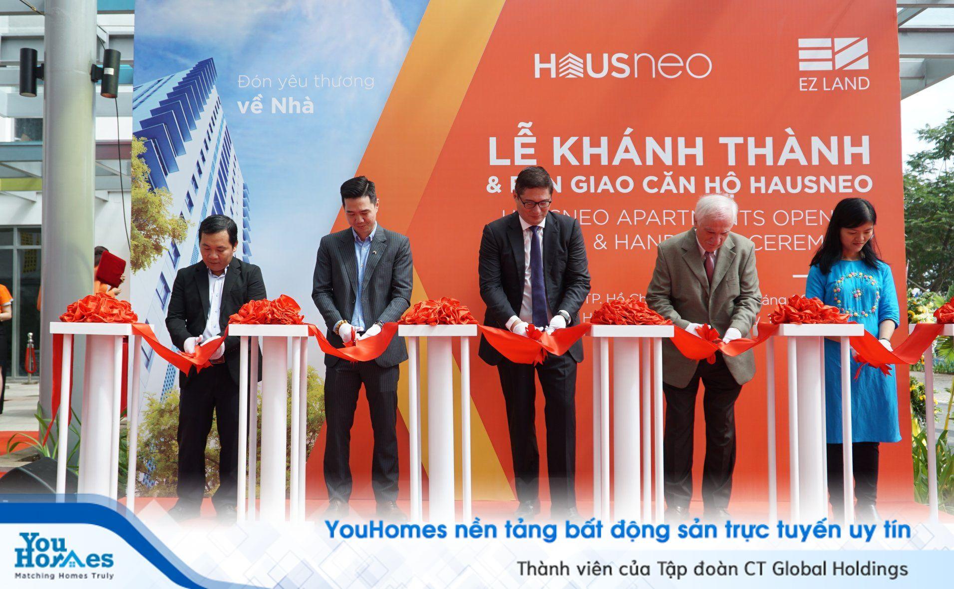 HausNeo: Chính thức chào đón những cư dân đầu tiên