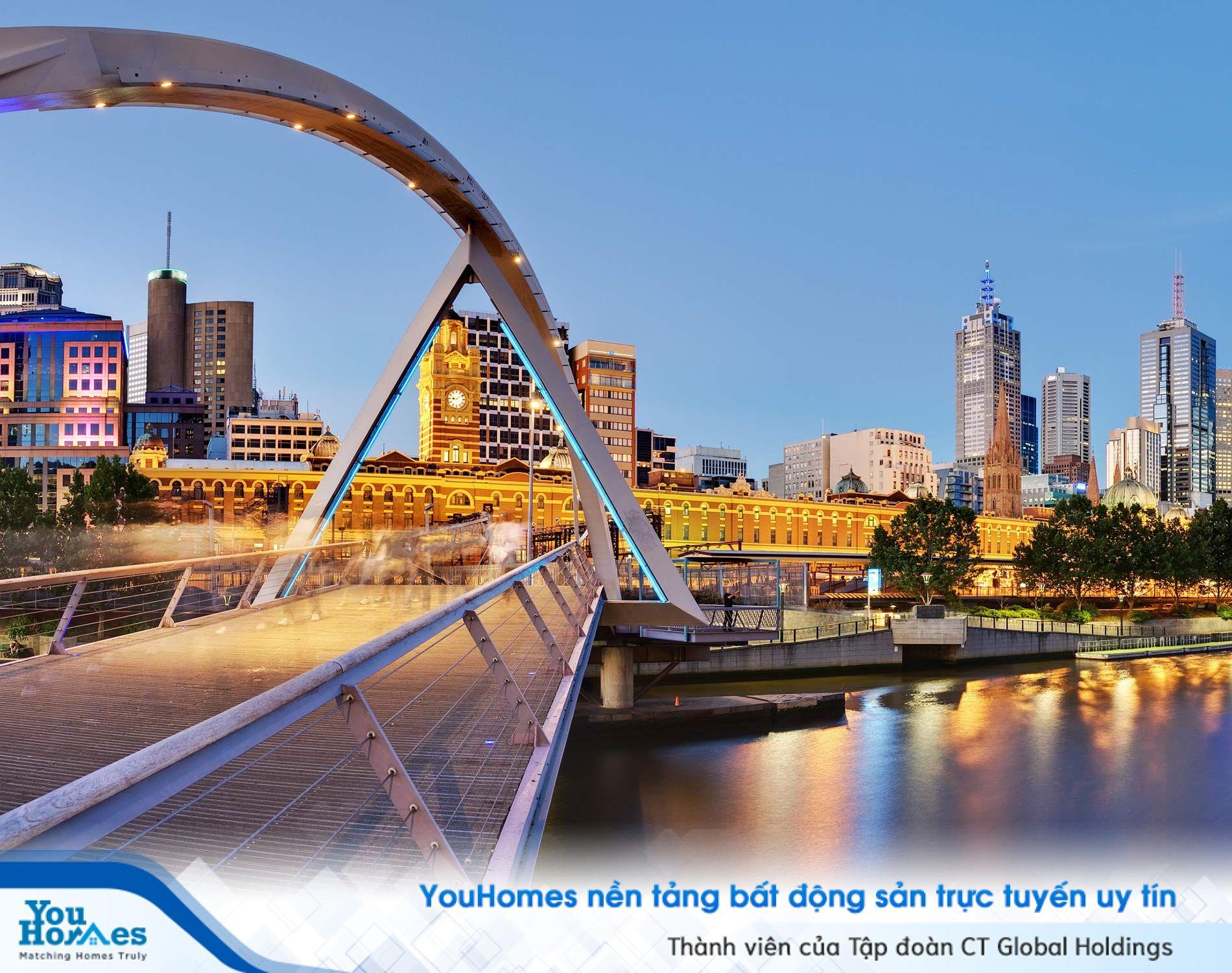 Melbourne - thị trường BĐS được kì vọng nhất Châu Á Thái Bình Dương