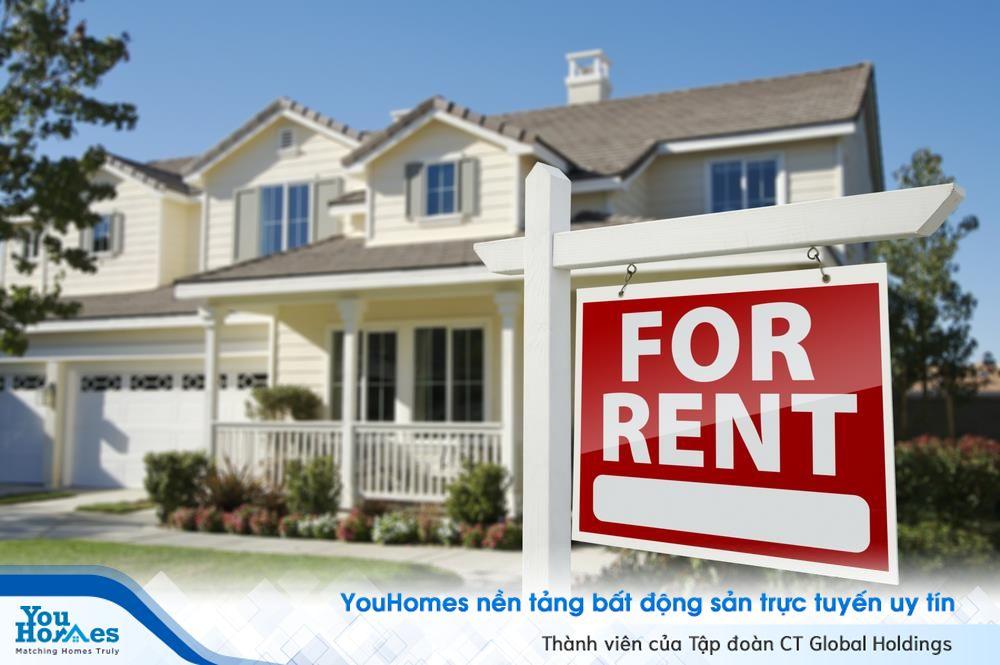 Đảm bảo 6 điều này bạn có thể cho thuê được nhà nhanh chóng
