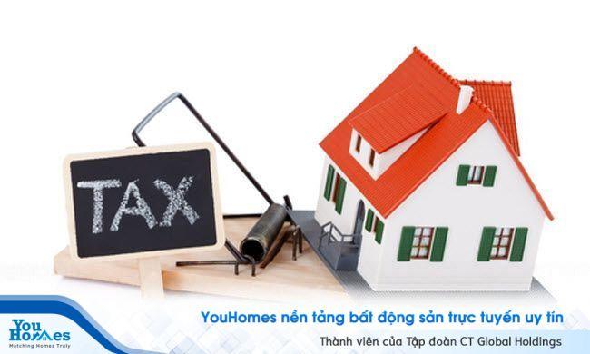 Trường hợp nào không bị đánh thuế khi mua bán bất động sản?