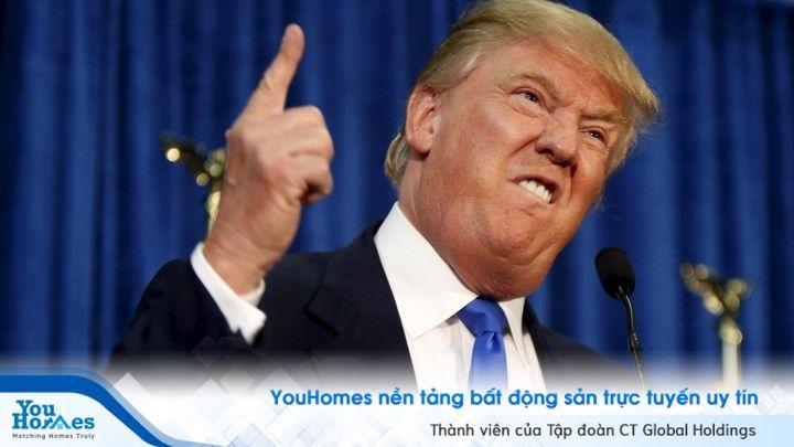Donald Trump: Bí quyết thành công khi đầu tư BĐS