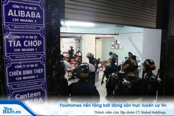 Lệnh bắt khẩn cấp em ruột chủ tịch công ty địa ốc Alibaba Nguyễn Thái Lực
