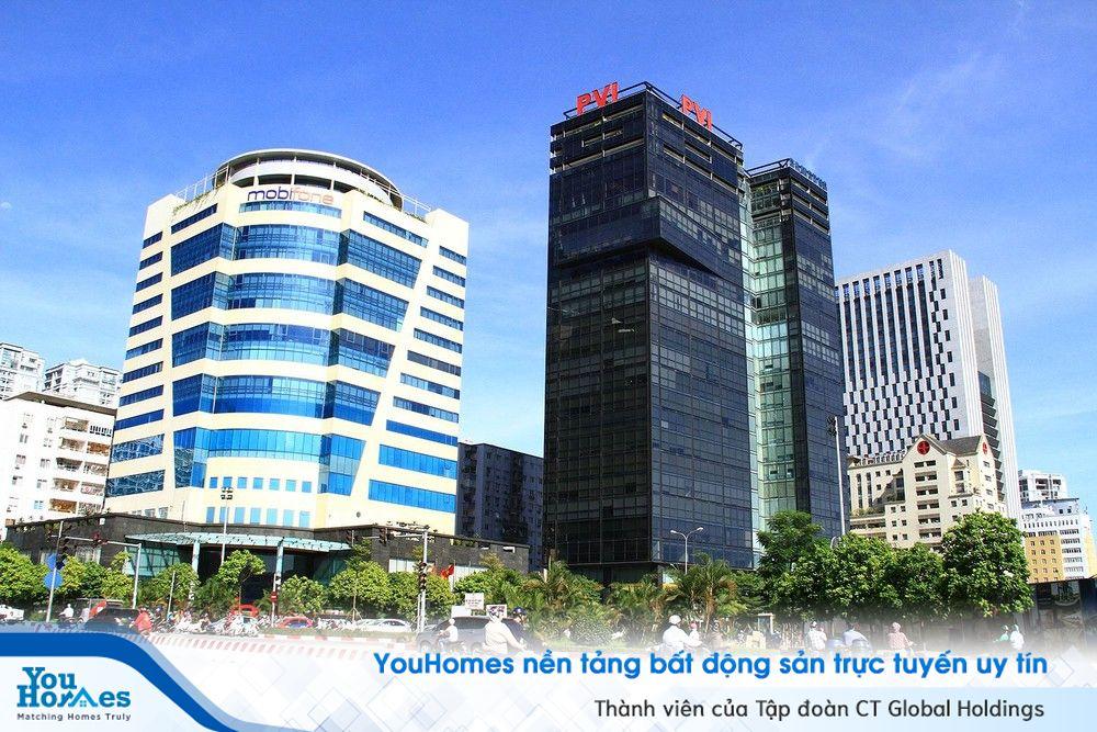TP.HCM: Thị trường văn phòng cho thuê có nhiều chuyến biến tích cực