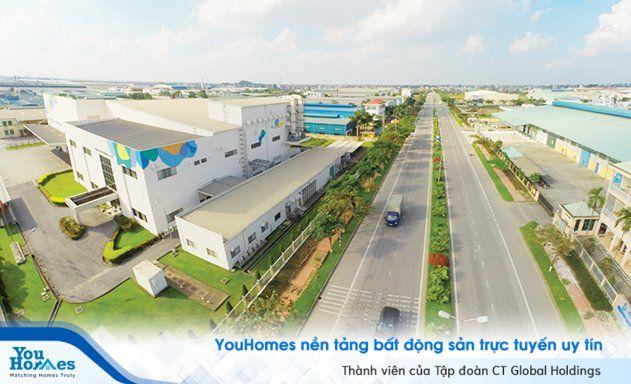 Đà phát triển của bất động sản công nghiệp Việt Nam