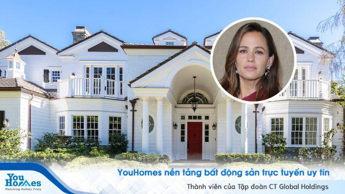 Choáng ngợp nội thất căn biệt thự 13,9 triệu USD của nữ diễn viên Jennifer Garner