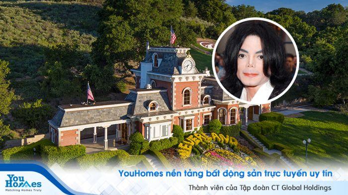 Cùng chiêm ngưỡng khu Neverland 1.100ha huyền thoại của Michael Jackson