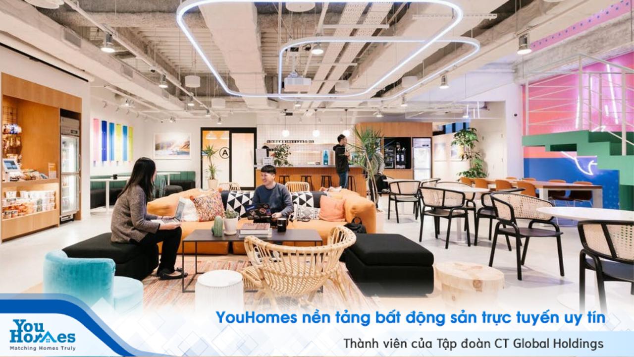 Cho thuê văn phòng: Hái ra tiền nhiều nhất trong kinh doanh bất động sản